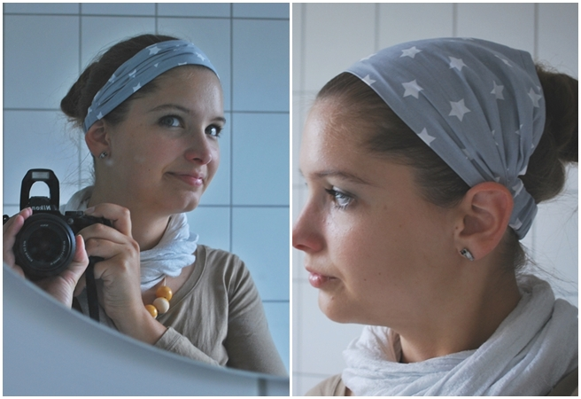 Haarband Anleitung