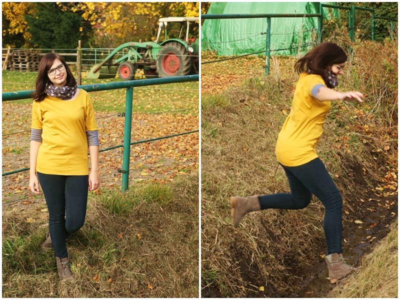 gelbesfeldermausshirt