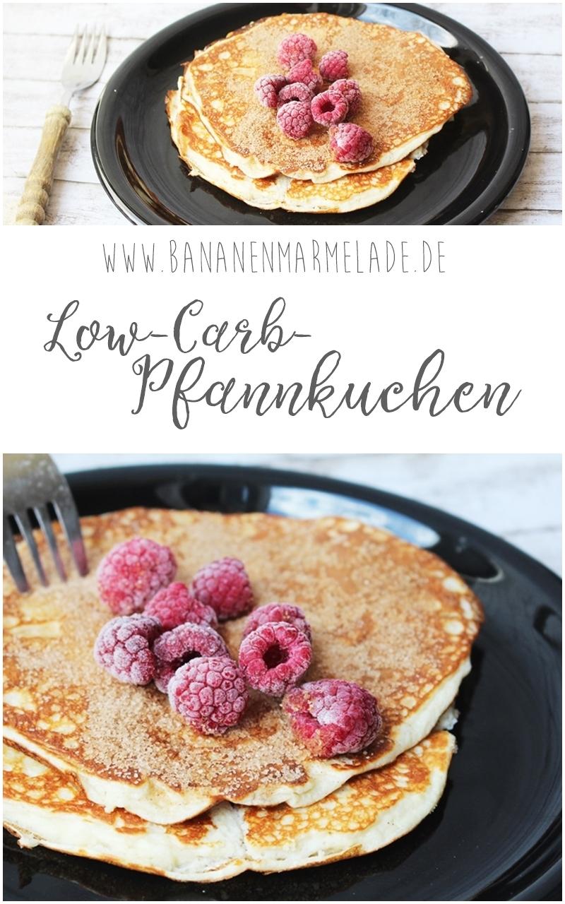 Low-Carb-Pfannkuchen