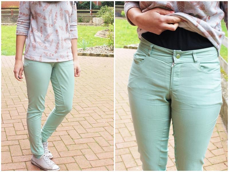 Ginger Jeans mint