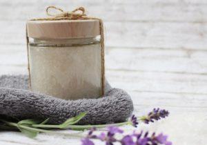 Lavendel Badesalz
