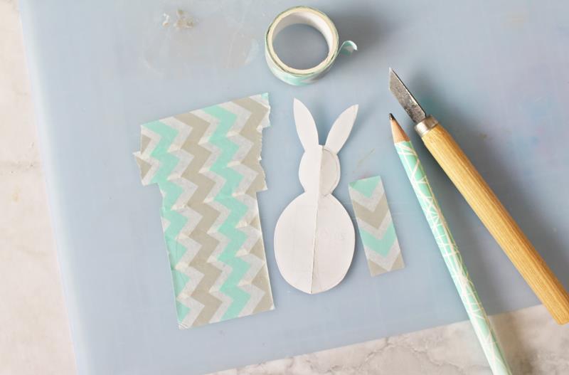 DIY Grußkarten zu Ostern