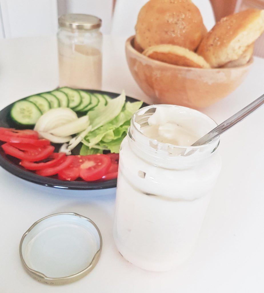 Vegane Mayonaise